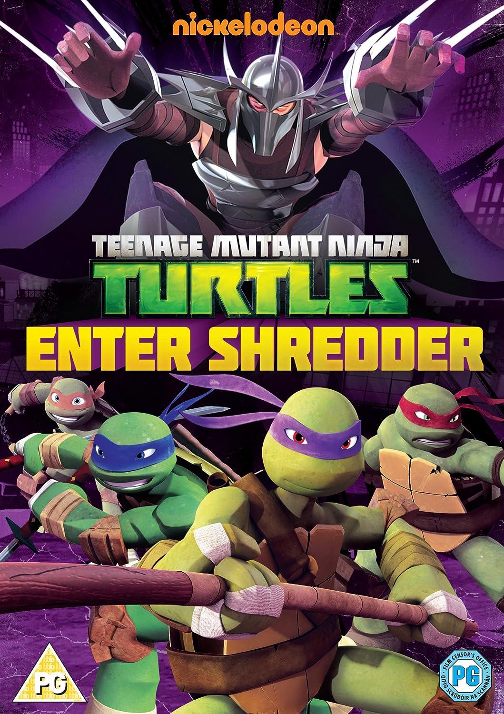 Teenage Mutant Ninja Turtles - Enter Shredder Edizione ...