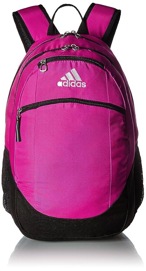 adidas Unisex Striker II Team Backpack, Shock Pink/Black/White, One Size best gym backpacks