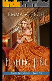 Flaming June (Rogues and Gentlemen Book 10)