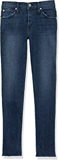 product image for James Jeans Women's Twiggy Ankle Length Skinny Jean in Dynasty Clean