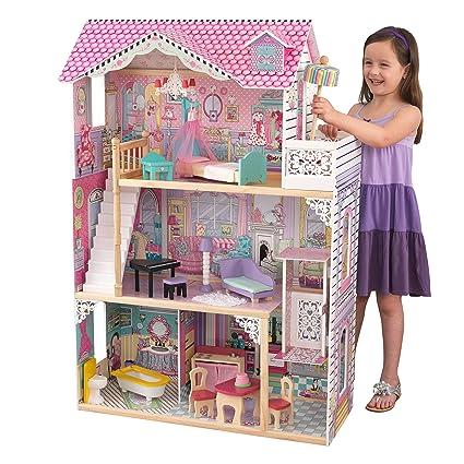 Kidkraft Annabelle Dollhouse With Furniture Dollhouses Amazon Canada