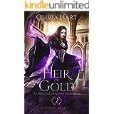 Heir of Gold: A Dark Fae Fantasy Romance (Court of Lies Book 2)