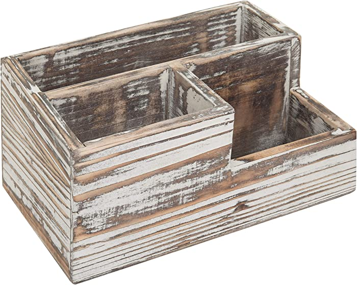 The Best Rustic Desktop Caddy