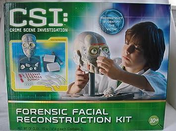 Csi facial reconstruction