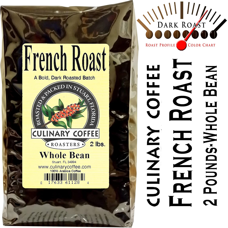 Amazon Culinary Coffee Roasters French Roast Dark Roasted