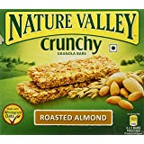 Nature Valley Crunchy Granola Bars, Roasted Almond, 252g