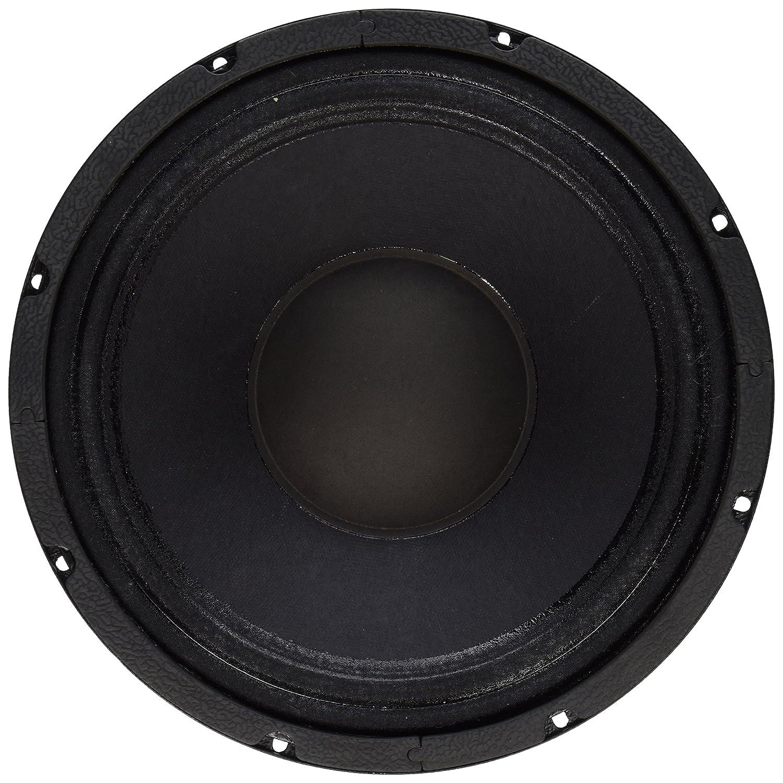 P-Audio E10600CA 10-Inch 600-Watt Full Range Mid Bass Woofer
