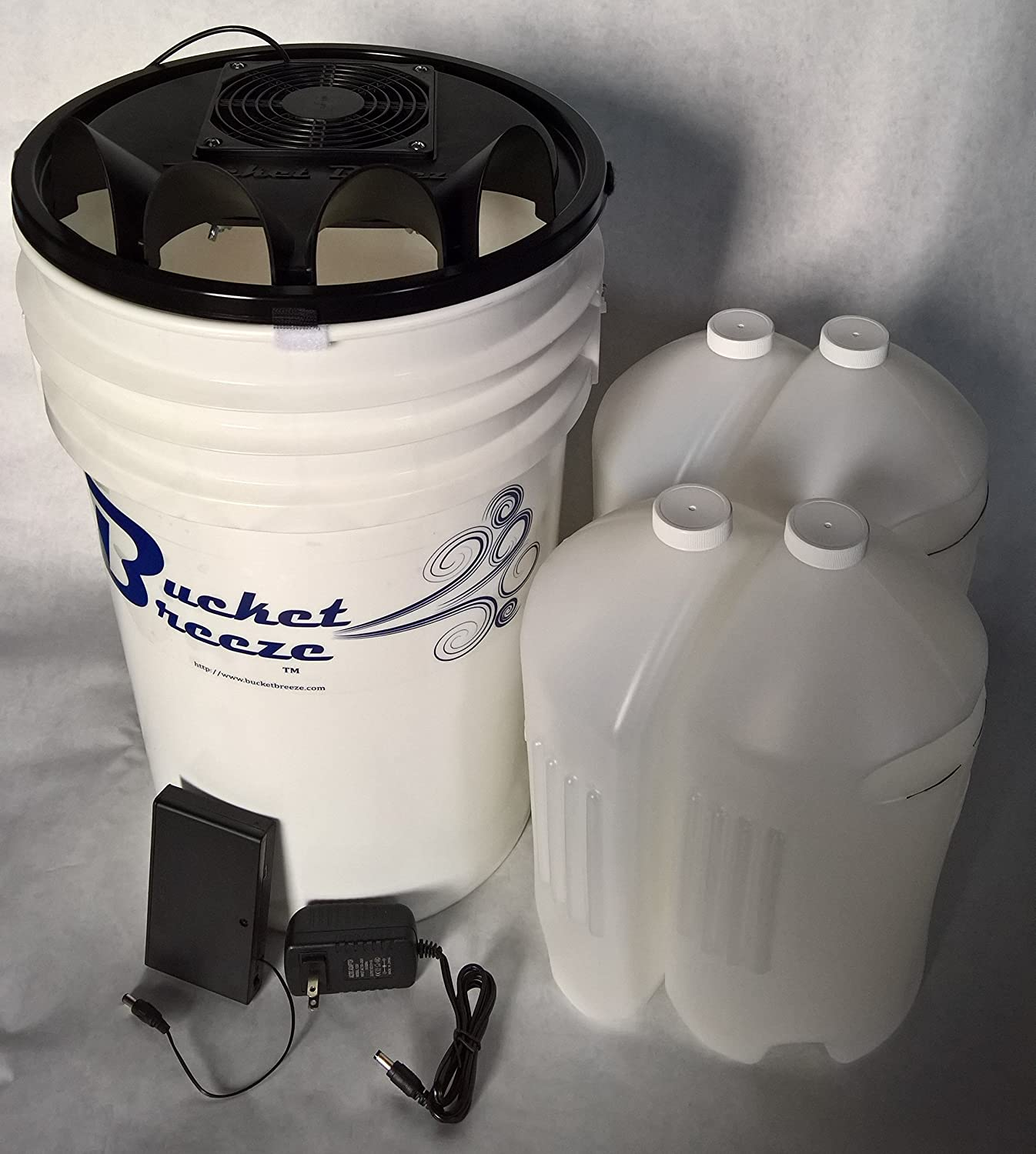 Bucket Breeze Regular Breeze - Personal Cooling System Portable Air Conditioner
