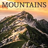 2018 Mountains Wall Calendar