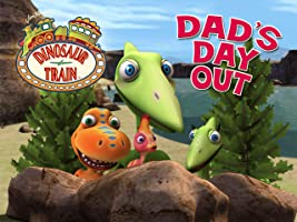 Dinosaur Train, Dad's Day Out