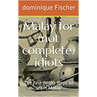 Malay for (not complete) idiots: The first (high) steps to learn Malay