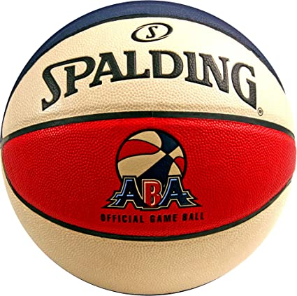 Spalding ABA - Balón de Baloncesto Oficial, Talla 7 (29,5 ...