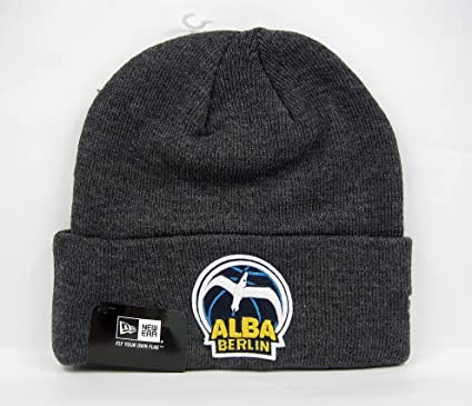 e49aa9c32c6 Image Unavailable. Image not available for. Colour  New Era Men s Alba  Berlin Euro League Basketball Team Beanie Hat