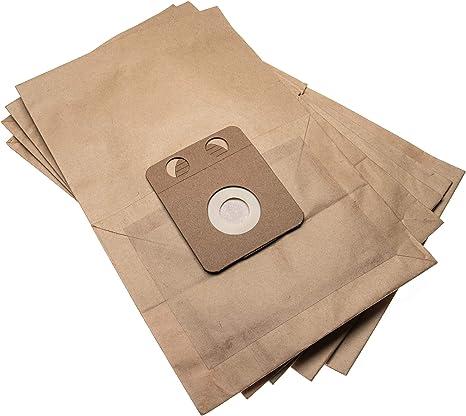 Papier-Staubsaugerbeutel Filterbeutel Staubbeutel VP600 Hepa Eco Nilfisk 10 Stk