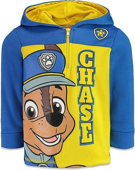 Paw Patrol Sweat Jacket with Hood Blue