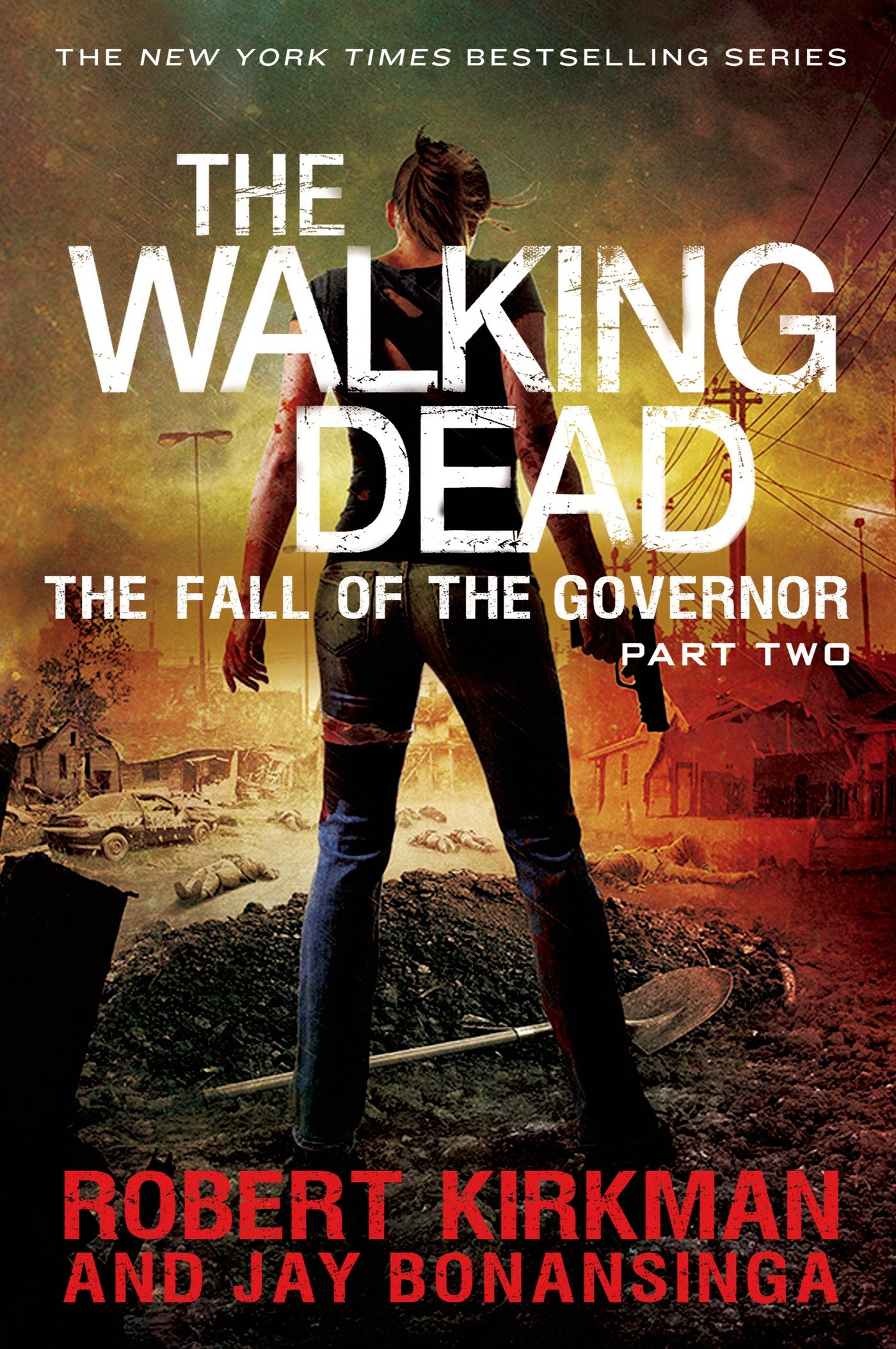 Walking Dead Fall Governor Part product image