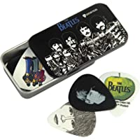 Planet Waves 1CAB415BT3 Beatles Signature Guitar Pick Tins Sgt Peppers