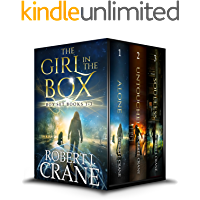 The Girl in the Box Series, Books 1-3: Alone, Untouched and Soulless book cover
