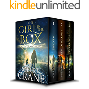 The Girl in the Box Series, Books 1-3: Alone, Untouched and Soulless (The Girl in the Boxset Book 1)