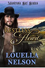 Restless Heart: Montana Sky Series (Harper Ranch Book 4) Kindle Edition