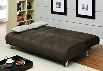 coaster home furnishings sofa bed brown