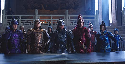 Great Wall [USA] [Blu-ray]: Amazon.es: Great Wall: Cine y ...