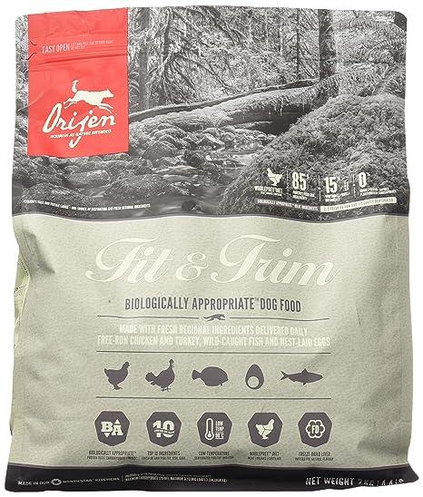 ORIJEN FIT & TRIM comida para perro 2 KG 1 Saco