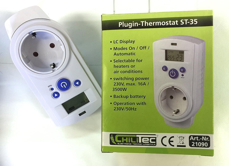 Infrarotheizung Thermostat /& Standfüße 720 Watt Special Edition