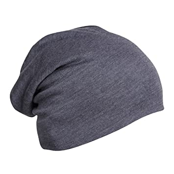 f0805cce1ad FabSeasons Slouchy Beanie Cotton Cap for All Seasons(Denim Blue)   Amazon.in  Sports