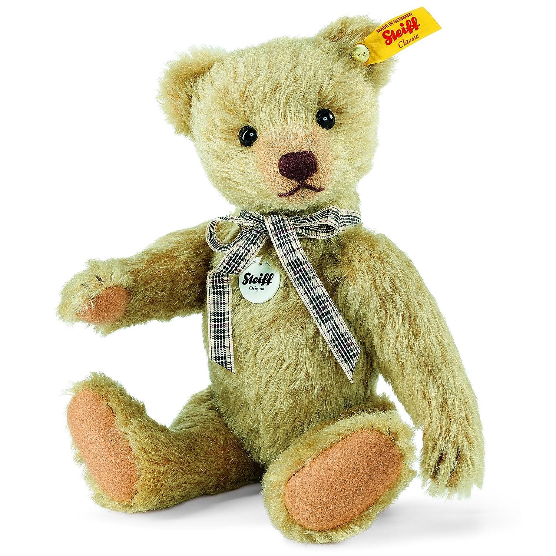 Steiff Classic-Teddybär Plüschspielzeug (messingfarben)