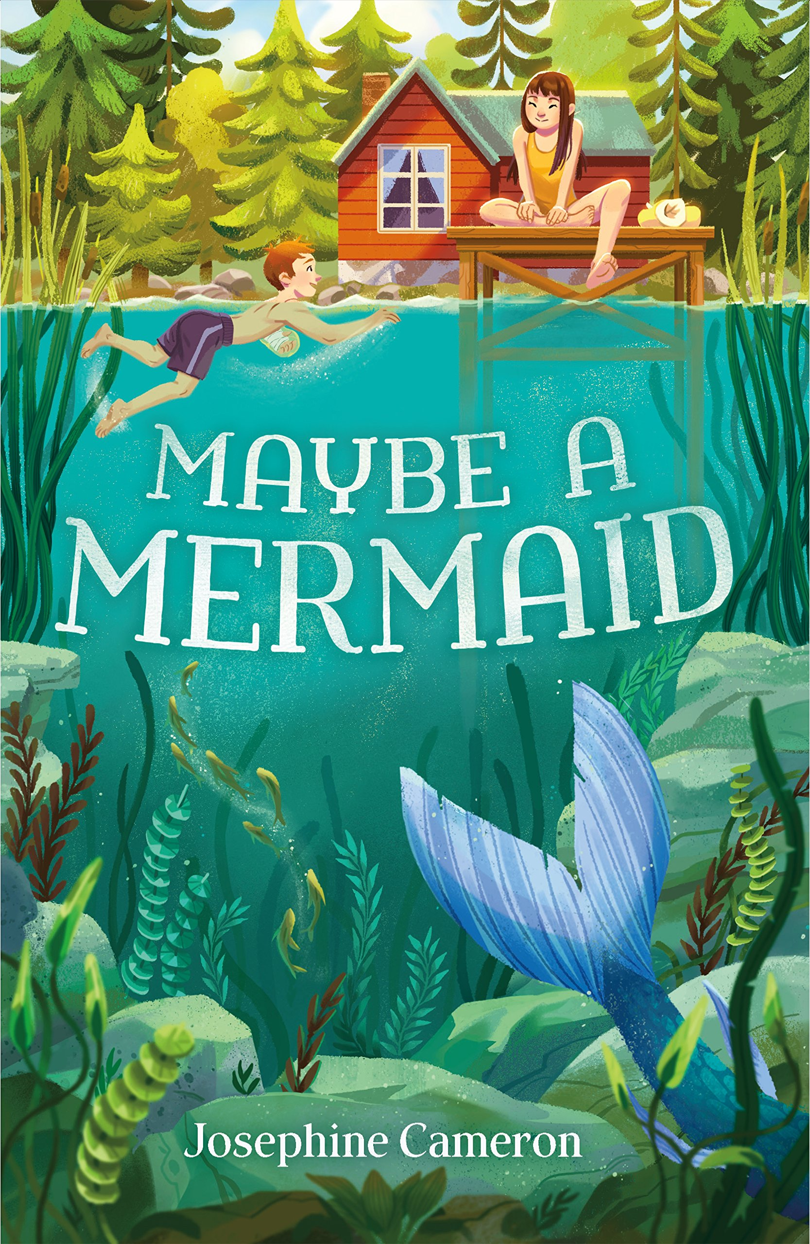 Maybe a Mermaid: Josephine Cameron: 9780374306427: Amazon