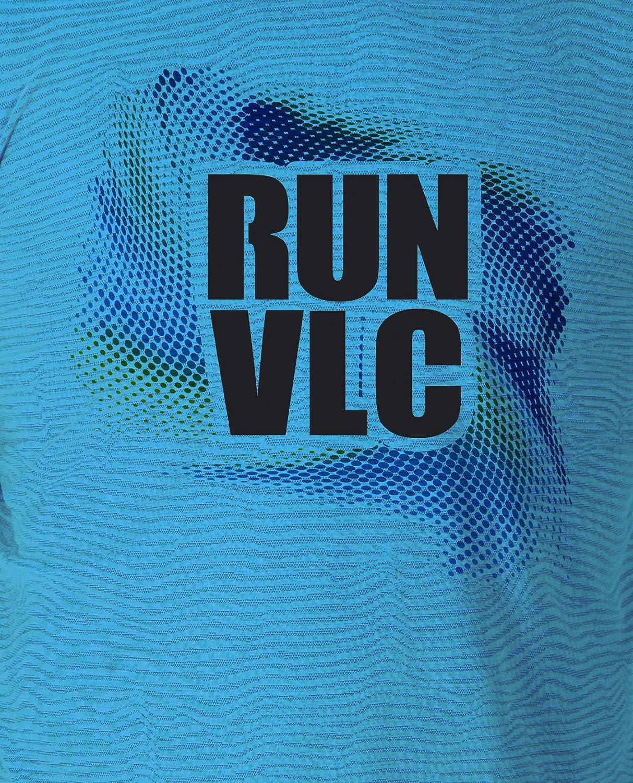 Luanvi Edición Limitada Camiseta técnica Run Valencia, Hombre ...