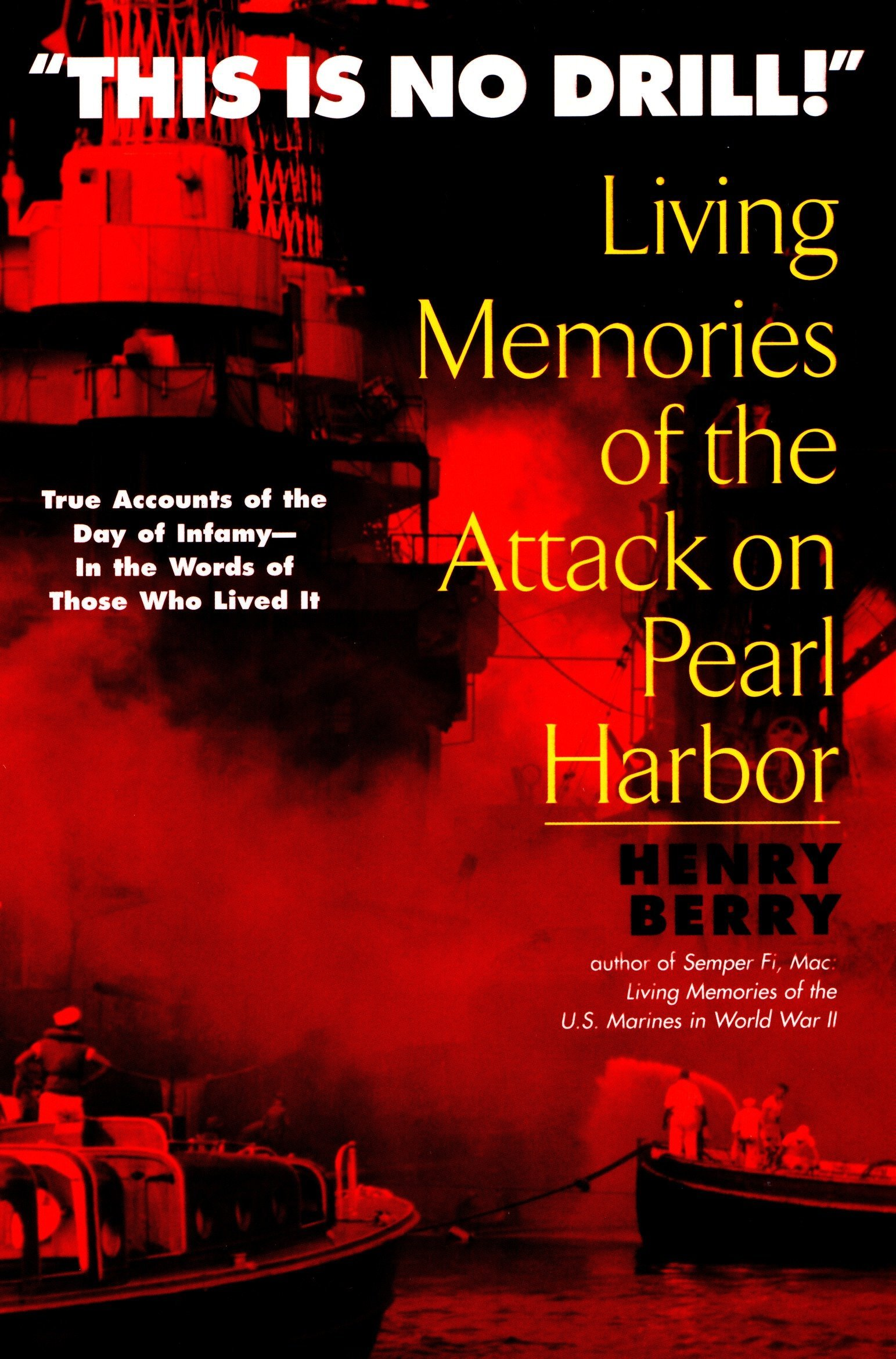 This is No Drill: Living Memories of the Attack on Pearl Harbor pdf