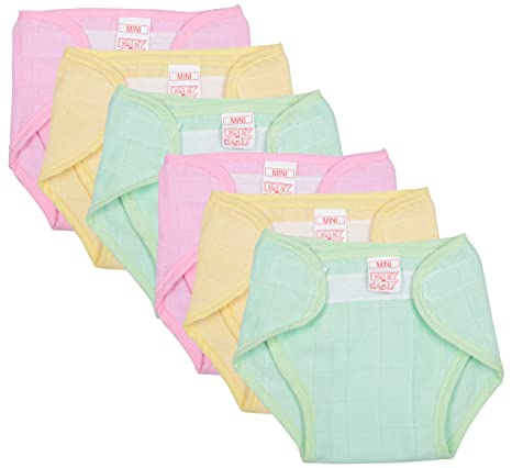 Buy Baby Joy Padded Cushioned Muslin Double Cotton Thick Cloth