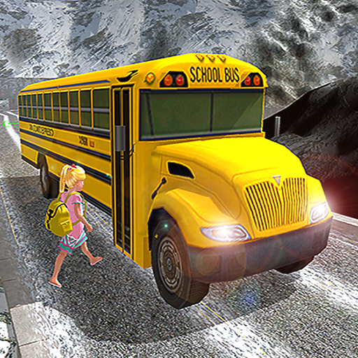 Coach Bus (School Bus Coach Driving)