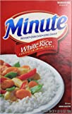 Minute Rice White, 28 oz