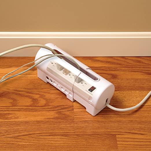 Safety Power-Strip Cover