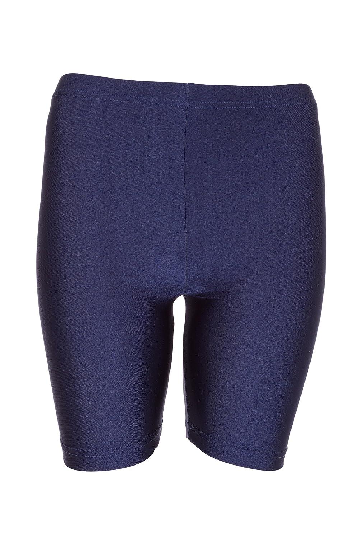 Noroze Filles Brillant Dansant Disco Shorts Pantalon Courte Cyclisme couper Leggings