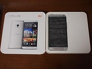 Amazon | au () HTC J One HTL22...