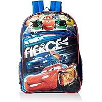 Disney Little Boys Cars 16 Inch Backpack Black One Size