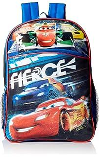 Disney Little Boys Cars 16 Inch Backpack 6db19743052ea