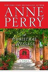 A Christmas Message: A Novel Kindle Edition