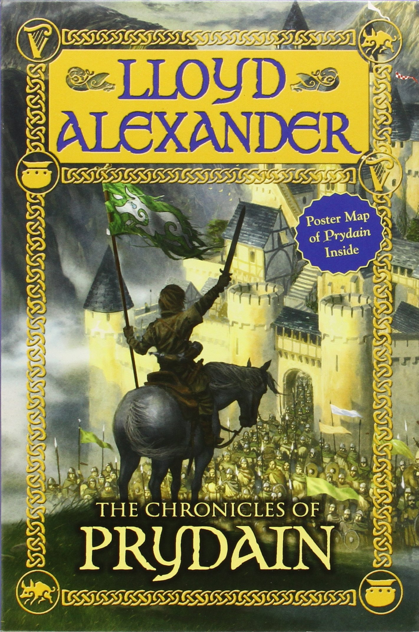 Image result for Prydain Chronicles