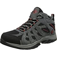 Columbia Canyon Point Mid, Zapatos Impermeables de Senderismo
