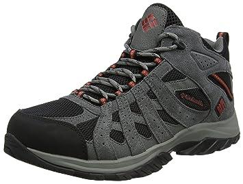 9551270253b Columbia Canyon Point Mid Waterproof Chaussures de Randonnée Hautes Homme