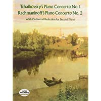 TCHAIKOVSKYS PIANO CONCERTO NO (Dover Music for Piano)