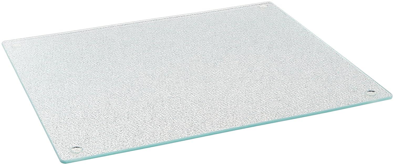 Farberware 78624-10 Glass Utility Cutting Board, 12-Inch-by-14-Inch