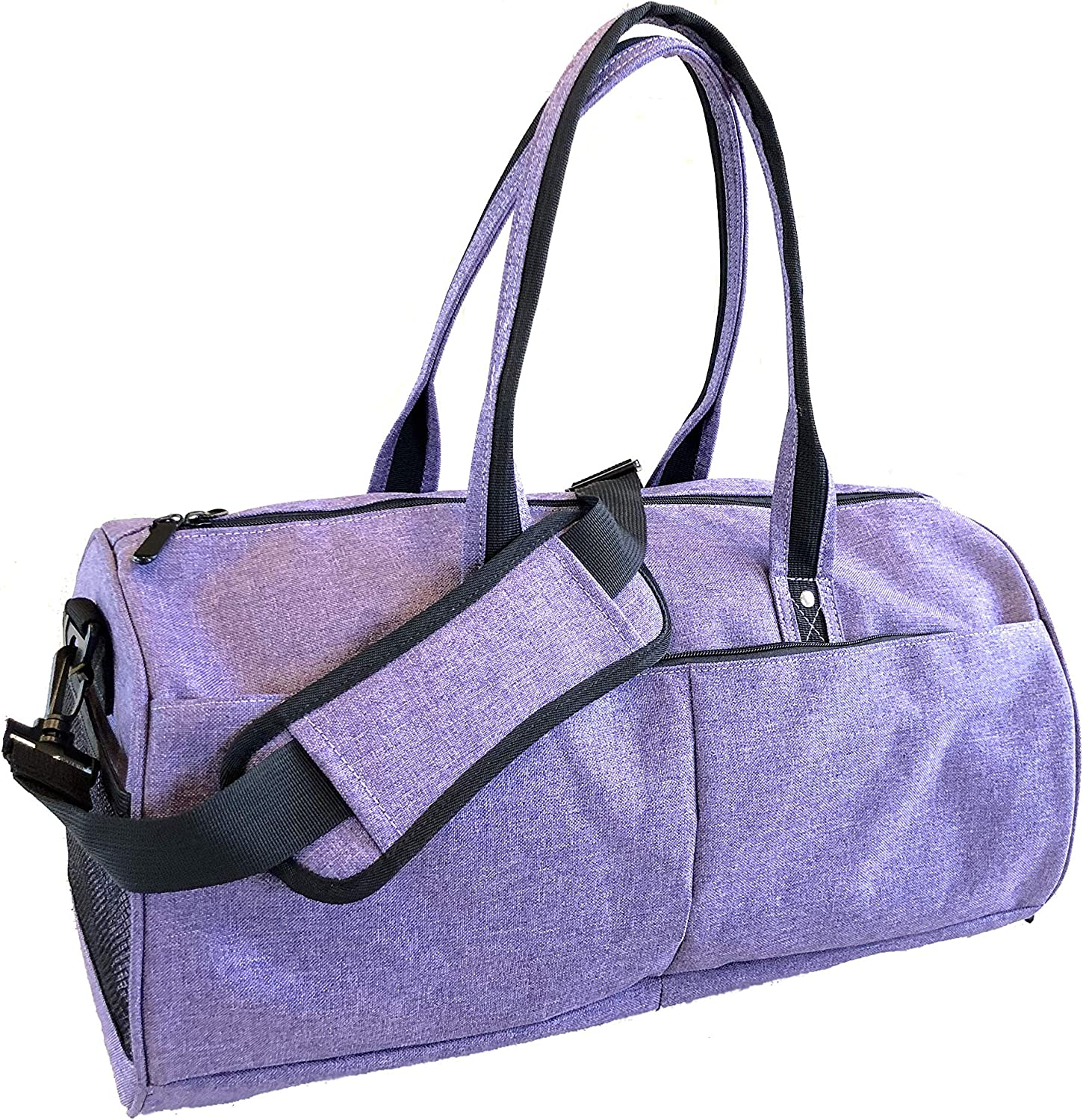Women s Large 18 Travel Carry-on Weekender Duffel Bag With Shoe Compartment