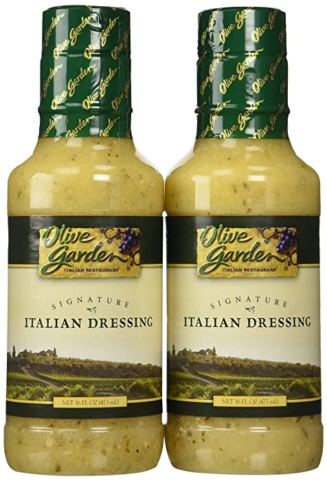 The Best Olive Garden Light Dressing