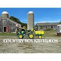 Country Boy Kid Videos